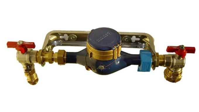Underbar Inför vattenmätarbyte CR-25
